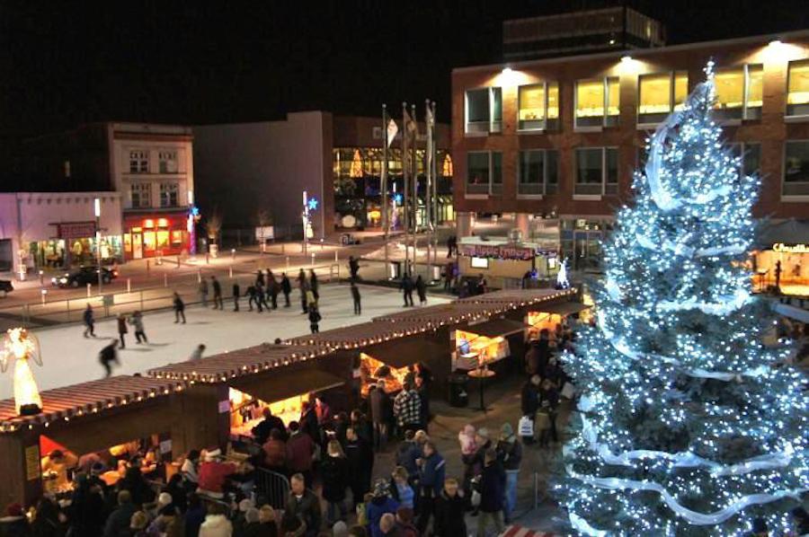 Market Square Parking Kitchener